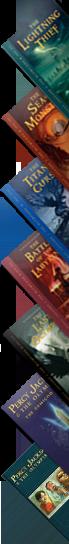 olympians-books