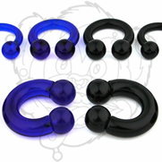 All UV Circular Barbells